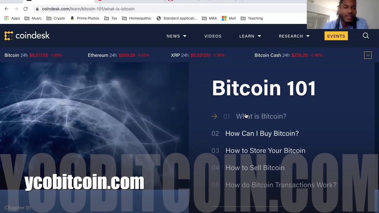 Bitcon 101 class (Wallets, satoshis, blockchain) (Spanish)