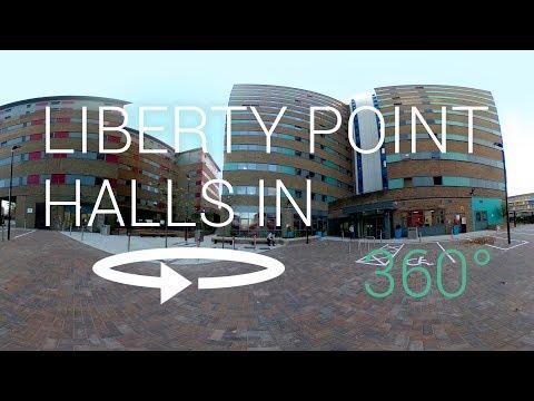 Liberty Point 360° VR Tour   University of Southampton