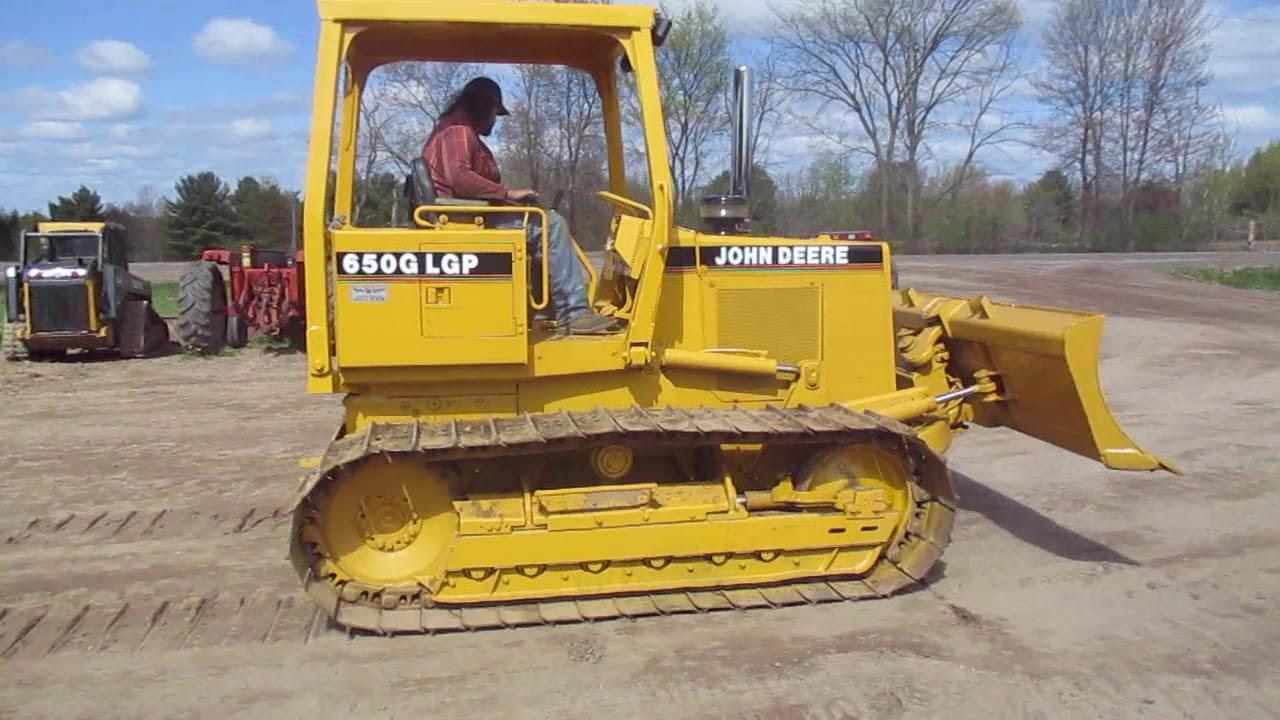 1992 Jd 650g Lpg  779771