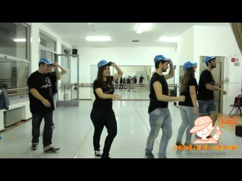 coreo YMCA
