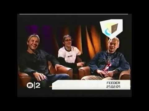 Feeder MTV2 Raw Interview (2001)