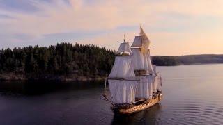 Путешествие на фрегате Штандарт