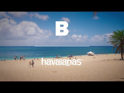 Magazine B 18th Issue: Havaianas