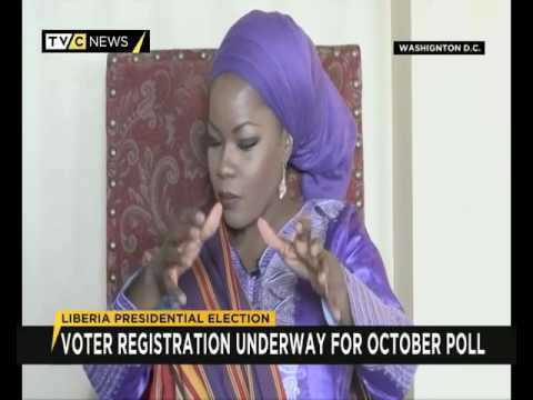 Liberia Presidential Election: Voter registration underway for October Poll