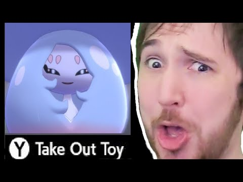POKEMON SWORD & SHIELD MEMES (Hatterene Is CRAZY Edition)