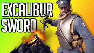 THE EXCALIBUR SWORD | Battlefield 1 thumbnail