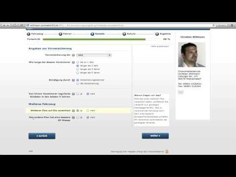 KFZ Versicherungen Sicher Und Einfach Online Berechnen