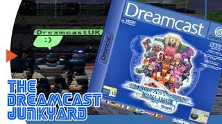 Phantasy Star Online Version 2 - Live Stream | The Dreamcast Junkyard | VGA HD [DreamPi]