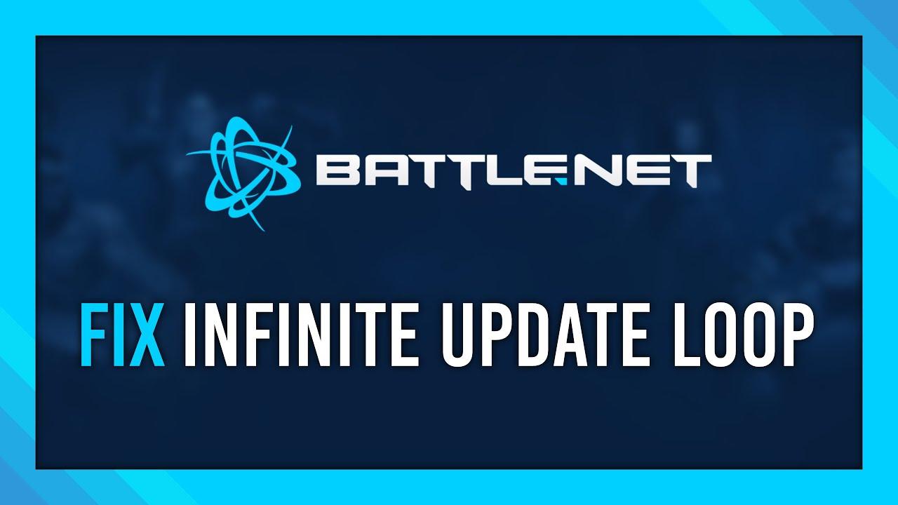Download Fix Warzone/Cold War Infinite Update/Scanning Loop | Battle.net