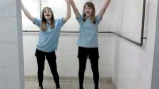 singing in the showers at patcham high