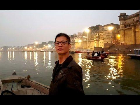 Woow!! ... inilah Sungai Gangga yang Paling Terkenal di Varanasi - India