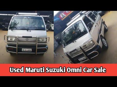 Second hand Maruti Suzuki Omni Car Sale In Tamilnadu