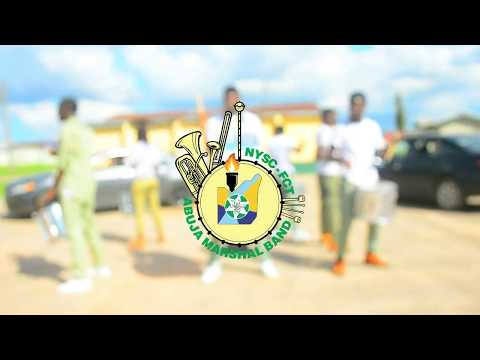 Drop It Hot with Unilorin Olodo ft  Abuja NYSC Marshal Band - Man's not Hot Cover