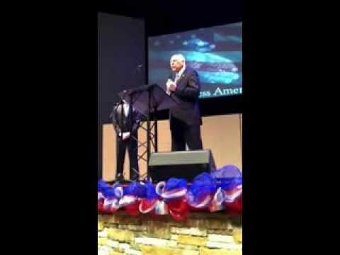 Pastor Rafael Cruz' Amazing Closing Prayer at The