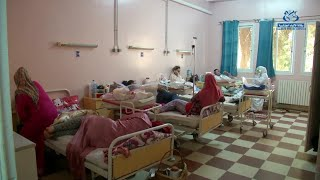 مصلحة التوليد بمستشفى