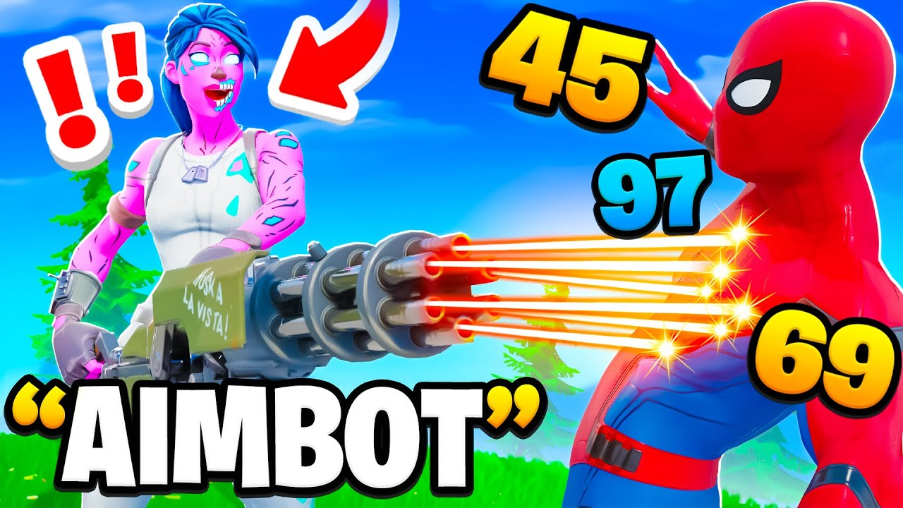 Using AIMBOT to Cheat in TikTok Clan Tryout… (it worked)
