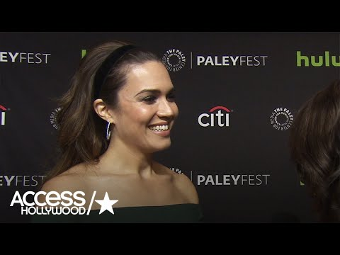 'This Is Us' Finale: Why Mandy Moore Felt Compelled To Respond To Fan Criticism | Access Hollywood