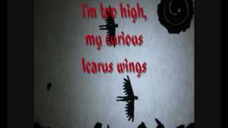 Tom Baxter - Icarus Wings (Lyrics)