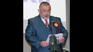 Robert Hill UKIP Ireland Local Council Elections Campaign 2019