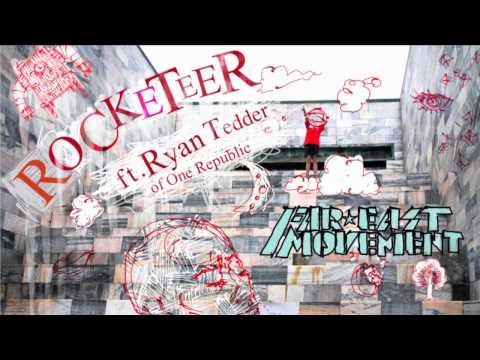 """Rocketeer"" (Official Radio Version) - Far East Movement ft Ryan Tedder of One Republic"