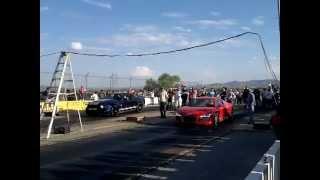 Mustang Shelby Cobra Vs Audi R8 V10