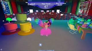 roblox - dance your blox off - four seasons winter - ballet