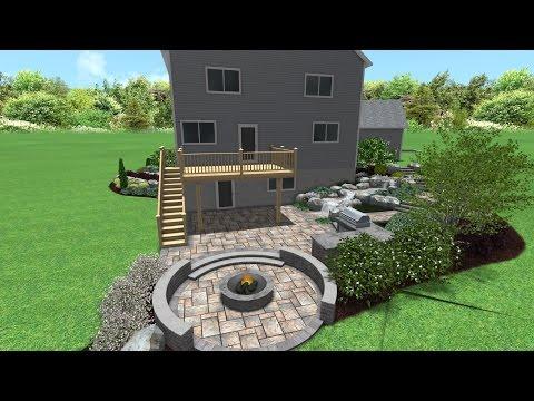 3d Landscape Designer hudson valley ny Poughkeepsie, highland,