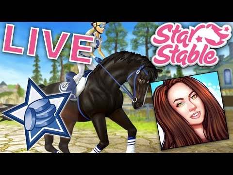 🔴 ⭐ 4000 STAR COINS WITH LIFETIME STAR RIDER DEAL! 🐴⭐ | Star Stable Online Live Stream