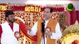 Mohsin Raza (Rajyamantri U.P.) | Jashn-e-Fateh Karbala l Rauza-e-Kazmain, Lucknow l 2017-18