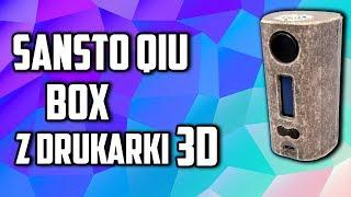 Box Wydrukowany W 3D ? - Sansto QIU 200W