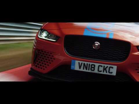 Jaguar XE SV Project 8 превратили в гоночное такси