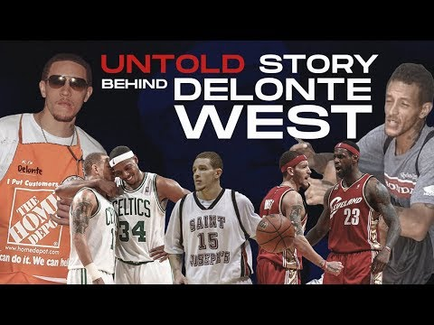 Untold Story Of Delonte West (ft. LeBron James)