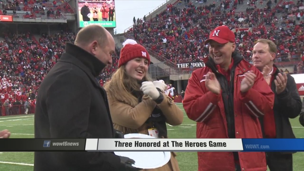 Photos: Iowa football at Nebraska, 2019 Heroes Game
