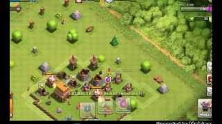 Clash of clans lets play episode 3 vf big fail