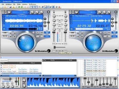 Ejay dj mixstation 4 / mp3 music / product.