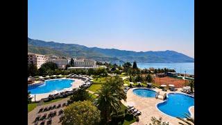 Отель Iberostar Bellevue 4 в Бечичи Отдых в Черногории на море Отели Черногории