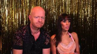 Stars on strictly come dancing Eastenders