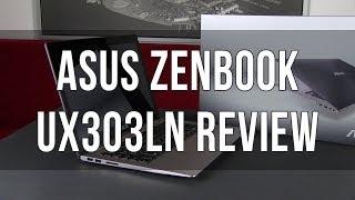 asus Zenbook UX303 Review