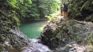 видео Водопад Ажек