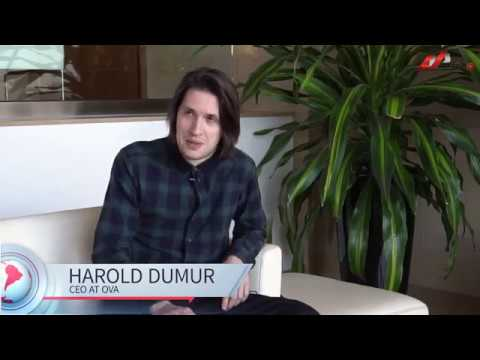 [Global Vision] Harold Dumur, Founder & CEO at OVA: Don't Ask For Money!