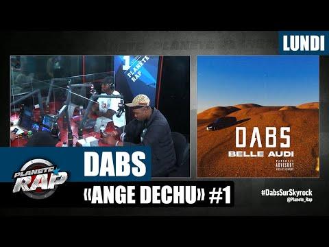 Youtube: Planète Rap – Dabs«Ange déchu» avec Kaza, Nahir, RH, K Ido et Fred Musa #Lundi