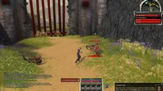 GuildWars Factions (PC) Gameplay