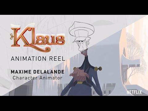 KLAUS REEL Maxime Delalande