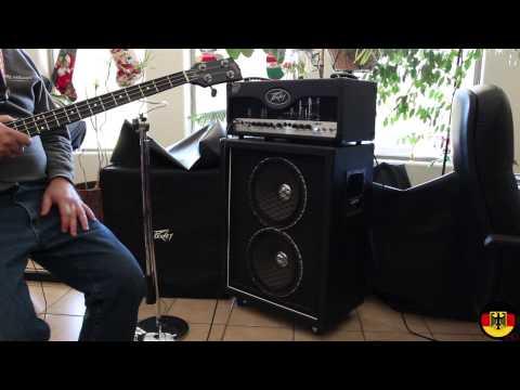 Peavey VB-2 Bass Amp Review