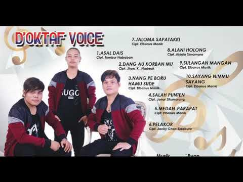 MP3 LAGU BATAK - D'Oktaf Voice  ( Official Musik & Video )