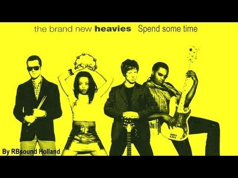 The Brand New Heavies - Spend Some Time (1994) HQsound