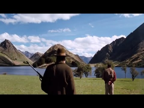 Приключения  Захватывающий фильм  Следопыт  Новая Зеландия  Приключенческий фильм