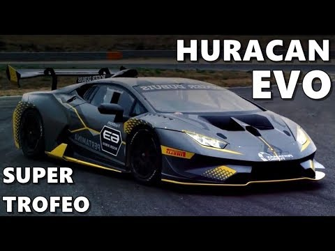 lamborghini huracan super trofeo evo launch film youtube. Black Bedroom Furniture Sets. Home Design Ideas