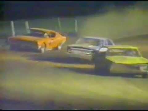 2001 J R Vandameter # 47 Crashes at Nevada Speedway