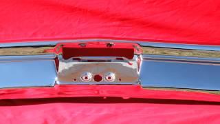 1964 1965 GTO Lemans Bumper